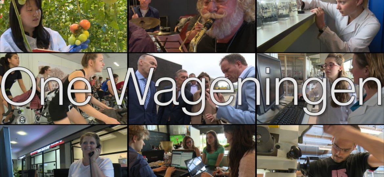One Wageningen – Summer 2016